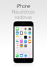 "Apple Inc. - ""iPhone"" naudotojo vadovas, skirtas ""iOS 8.4"" artwork"