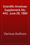 Scientific American Supplement No 443  June 28 1884