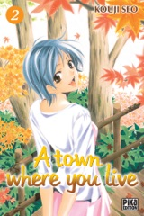 A town where you live T02