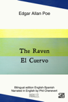 The Raven - El cuervo (Bilingual With Audio)