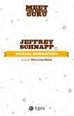 Digital humanities Book Cover
