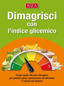 Dimagrisci con l'indice glicemico Libro Cover