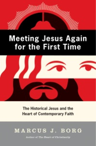Meeting Jesus Again for the First Time Book Cover