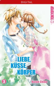 Liebe, Küsse, Körper 03 Buch-Cover