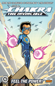 Stan Lee's Chakra the Invincible: Feel the Power! (Free Comic Book Day Special 2015) Book Review