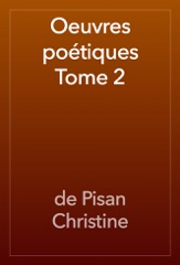 Oeuvres poétiques Tome 2