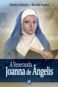 A Veneranda Joanna de Ângelis Book Cover