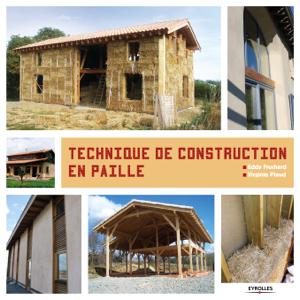 Techniques de construction en paille Couverture de livre