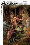Swords Of Sorrow Dejah Thoris  Irene Adler 2