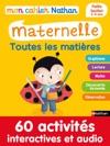 Mon Cahier Maternelle 34 Ans