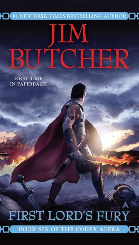 Jim Butcher - First Lord's Fury