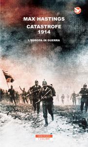 Catastrofe 1914 Copertina del libro