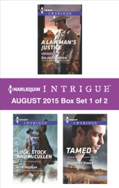 Harlequin Intrigue August 2015 - Box Set 1 of 2 PDF Download
