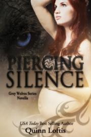 Piercing Silence, Grey Wolves Series Novella book