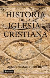 Historia de la iglesia cristiana Book Cover
