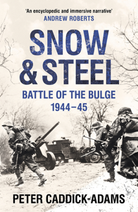 Snow and Steel Libro Cover