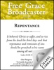 Free Grace Broadcaster - Issue 203 - Repentance