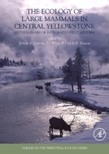 The Ecology Of Large Mammals In Central Yellowstone (Enhanced Edition)