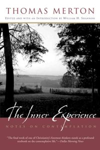 The Inner Experience Copertina del libro
