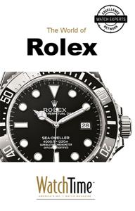 The World of Rolex Copertina del libro
