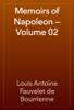 Louis Antoine Fauvelet de Bourrienne - Memoirs of Napoleon — Volume 02 插圖