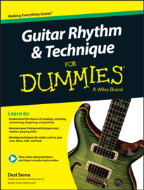 Guitar Rhythm and Techniques For Dummies