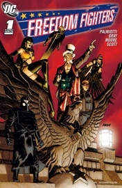 Freedom Fighters (2010-) #1 read online