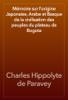 Charles Hippolyte de Paravey - MГ©moire sur l'origine Japonaise, Arabe et Basque de la civilisation des peuples du plateau de Bogota artwork