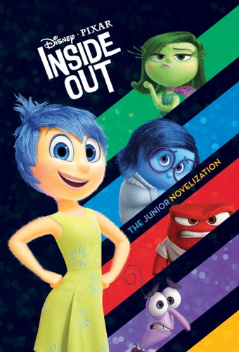 Suzanne Francis & Disney Book Group - Inside Out Junior Novel