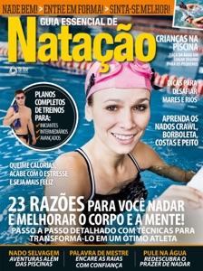 Guia Essencial de Natação Book Cover