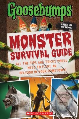 Monster Survival Guide (Goosebumps: The Movie)