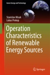 Operation Characteristics Of Renewable Energy Sources