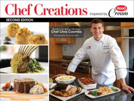 Chef Creations Inspired by Hood® Cream