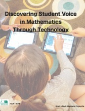 Discovering Student Voice In Mathematics Through Technology