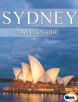 Sydney Travel Guide - Tidels book