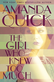 The Girl Who Knew Too Much book