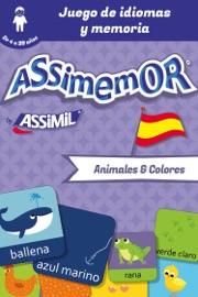 ASSIMEMOR - MIS PRIMERAS PALABRAS EN ESPAñOL : ANIMALES Y COLORES