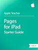 Apple Education - Pages for iPad Starter Guide iOS 9 artwork