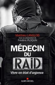 Médecin du RAID La couverture du livre martien