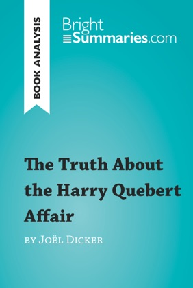 The Truth About the Harry Quebert Affair by Joël Dicker (Book Analysis) image