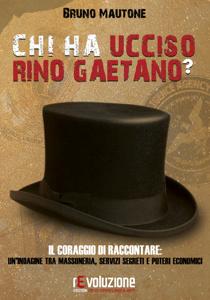 Chi ha ucciso Rino Gaetano? Copertina del libro