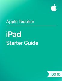 iPad Starter Guide iOS 10 book