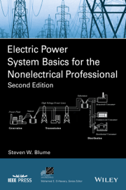 Electric Power System Basics for the Nonelectrical Professional book