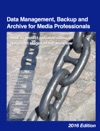 Data Management Backup And Archive For Media Professionals