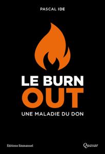 Le burn out La couverture du livre martien