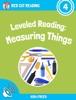 Leveled Reading: Measuring Things