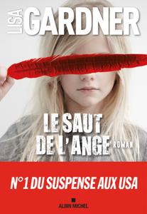 Le Saut de l'ange La couverture du livre martien