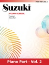 Suzuki Piano School - Volume 2 New International Edition