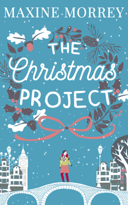 Maxine Morrey - The Christmas Project book
