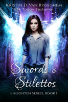 Kristin D. Van Risseghem - Swords & Stilettos artwork